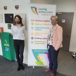 Liz visits Babington Academy